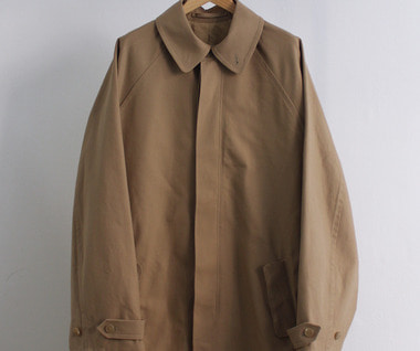 Trench Coat (Camel)